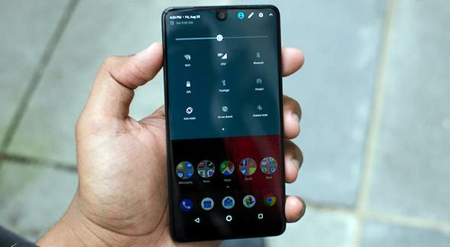Essential Phone hüsranı!